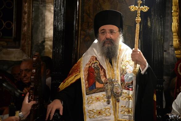 """Μητροπολίτης Πατρών Χρυσόστομος: """"Ας προσευχόμαστε από το σπίτι μας"""""""