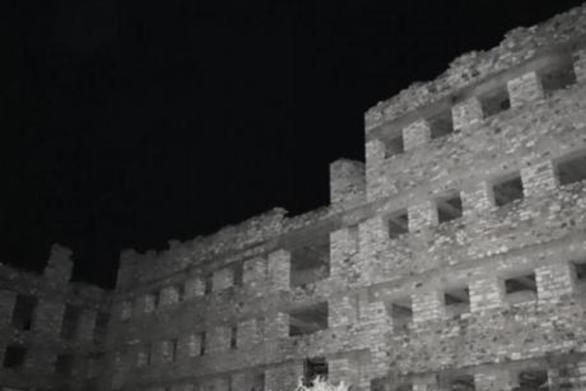 Νυχτερινή εξερεύνηση στο εγκατελελειμμένο Σανατόριο της Πάτρας (video)