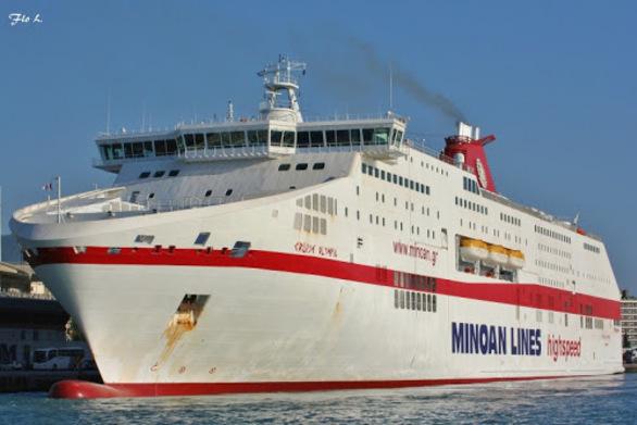 Πάτρα: Το βράδυ φτάνει στο λιμάνι το «Cruise Olympia» με Έλληνες από Ιταλία - Το σχέδιο μεταφοράς τους