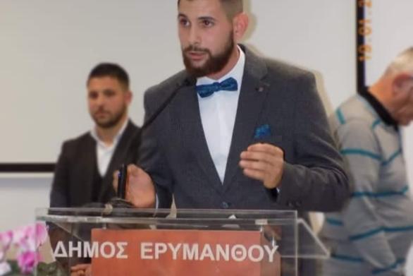 """Άγγελος Αποστολόπουλος: """"Ας προετοιμαστούμε για το μη αναμενόμενο"""""""