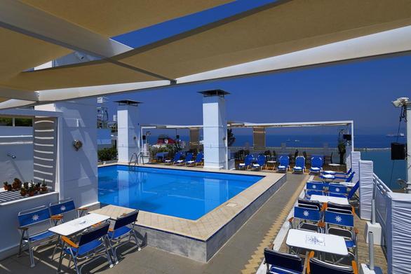 To ξενοδοχείο Αστήρ λειτουργεί στην Πάτρα