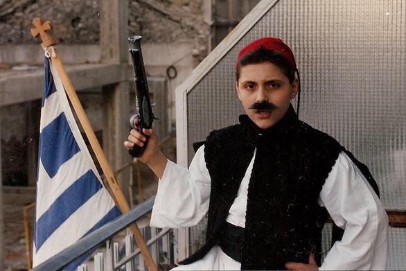 """Γιάγκος Ραυτόπουλος: """"Φασίστα θα σε πούνε..."""""""