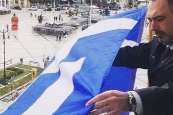 """Ανδρέας Κατσανιώτης: """"Η ιστορία μας διδάσκει ότι ενωμένοι θα τα καταφέρουμε"""""""