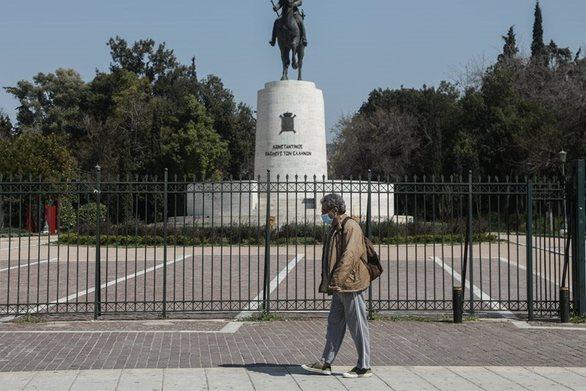 Οι εστίες του κορωνοϊού στην Ελλάδα ένα μήνα μετά τον πρώτο ασθενή