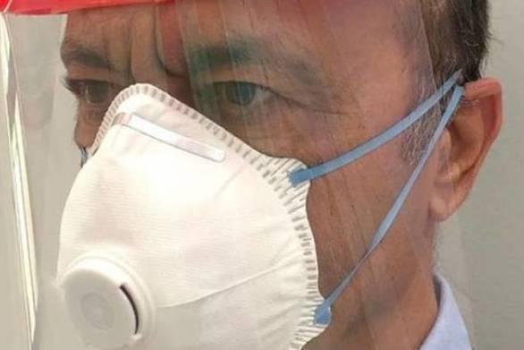 Πάτρα - Κορωνοϊός: Φτιάχνουν μάσκες για το υγειονομικό προσωπικό