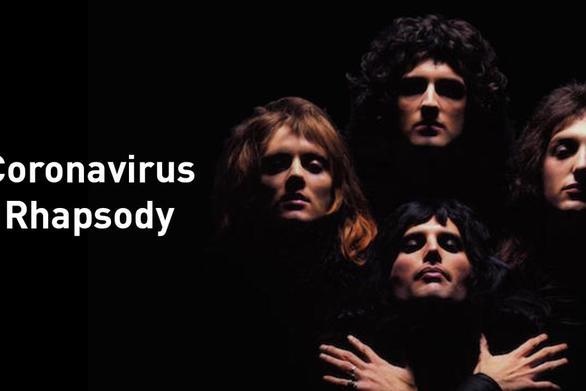 Coronavirus Rhapsody: Το θρυλικό άσμα των Queen έγινε τραγούδι για τον κορωνοϊό (video)