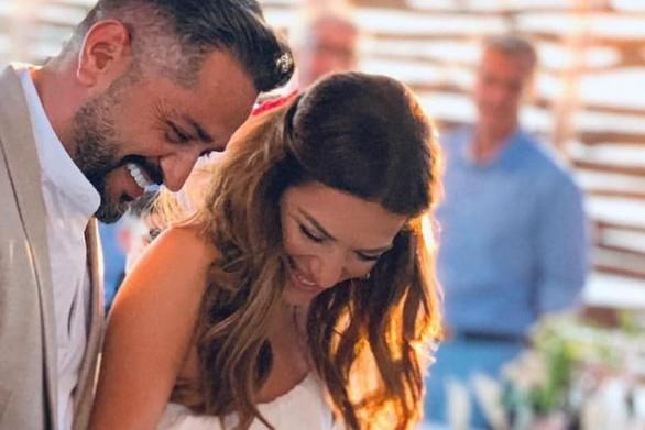 Λευτέρης Σουλτάτος για το γάμο του με τη Βάσω Λασκαράκη: «Ήταν μαγικό το πώς έγινε»