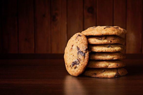 Soft cookies με σοκολάτα
