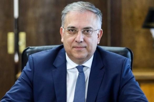 """Θεοδωρικάκος: """"Ο Μητσοτάκης έκανε την Ελλάδα θετικό παράδειγμα"""""""