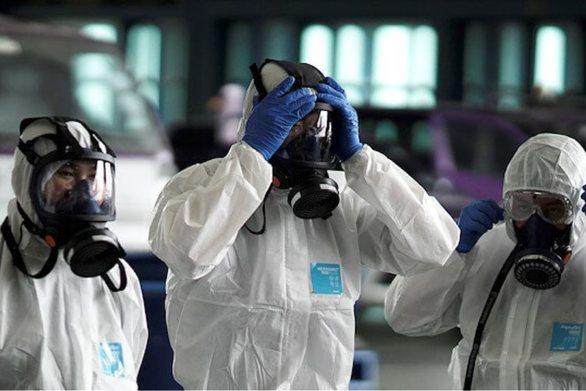 Γερμανία - Κορωνοϊός: 4.615 νέα κρούσματα και 128 νέοι θάνατοι