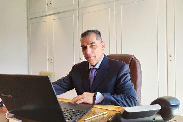 """Ελευθέριος Γεωργακόπουλος: """"Covid-19 και οι επιπτώσεις στο μεταβολισμό μας"""""""