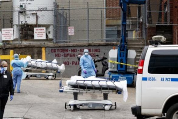ΗΠΑ - κορωνοϊός: 1.480 θάνατοι σε 24 ώρες