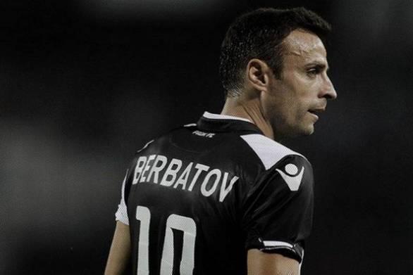 """Ντιμίταρ Μπερμπάτοφ: """"Η Λίβερπουλ αξίζει απόλυτα τον τίτλο"""""""
