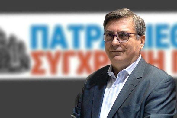"""Αλέξανδρος Χρυσανθακόπουλος: """"Το τοπικό συντονιστικό όργανο του Δήμου Πατρέων δεν συνεδρίασε ποτέ για τον Κορονοϊό το 2020"""""""