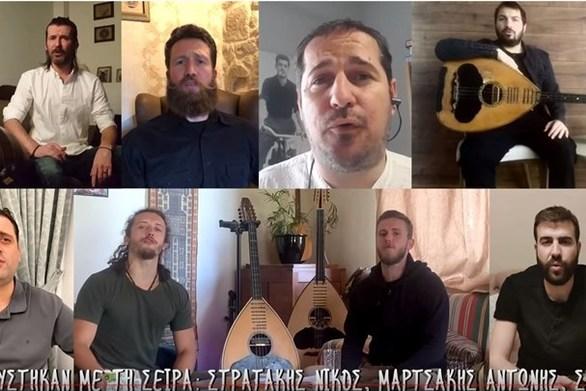 """""""Ποιος είδε άνοιξη καιρό"""": Τραγούδι για την οικονομική ενίσχυση του νοσοκομείου """"Σωτηρία"""" (video)"""