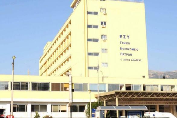 Πάτρα: Έξι ύποπτα κρούσματα κορωνοϊού στο νοσοκομείο του Αγίου Ανδρέα