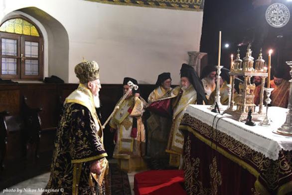 Στην ΕΡΤ όλες οι ακολουθίες του Πατριαρχείου και της Μητρόπολης Αθηνών
