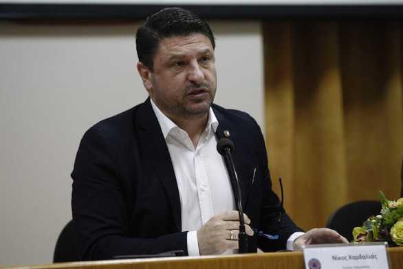 """Νίκος Χαρδαλιάς για περιστατικό στην Αγία Τριάδα: """"Πρόκειται για προσπάθειες φανατικών"""""""