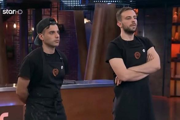 Masterchef - Η αποχώρηση που δεν περίμεναν ούτε οι κριτές! (video)