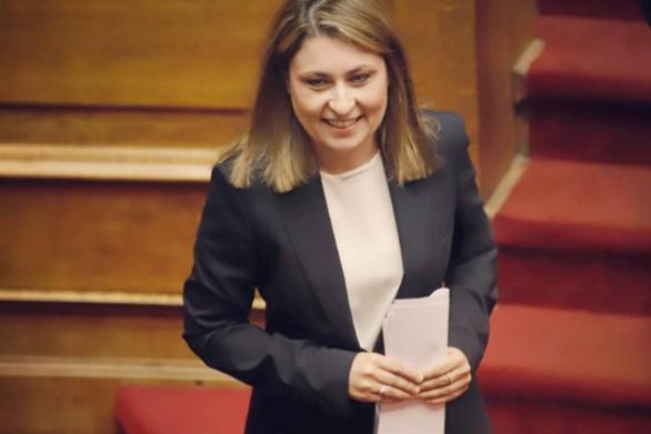 """Χριστίνα Αλεξοπούλου: """"Επειδή η ζωή συνεχίζεται, δεν υπάρχει χρόνος για εφησυχασμό"""""""