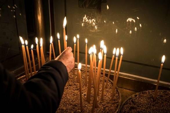 Ιερά Σύνοδος: Χωρίς μεγάφωνα και καμπάνες οι ναοί στις λειτουργίες του Πάσχα