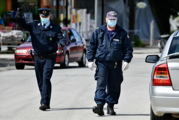 Δυτική Ελλάδα - Απαγόρευση κυκλοφορίας: 207 νέες παραβάσεις σημειώθηκαν την Πέμπτη