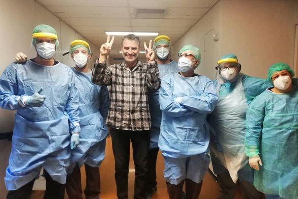 Κορωνοϊός - Πήρε εξιτήριο από το νοσοκομείο του Ρίου ο δημοσιογράφος Σωτήρης Γεωργούντζος!