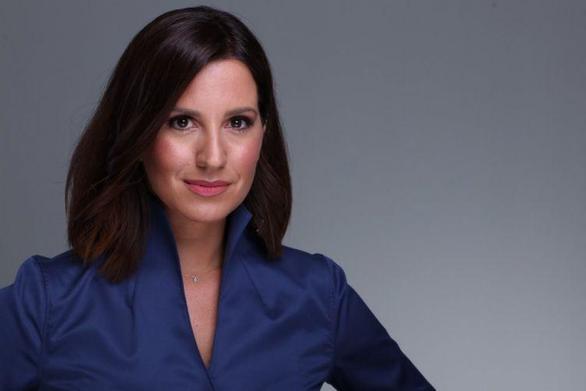 Έγκυος η δημοσιογράφος Νίκη Λυμπεράκη