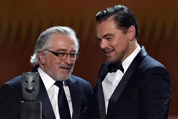 Leonardo DiCaprio & Robert De Niro αναζητούν κόσμο για τη νέα τους ταινία