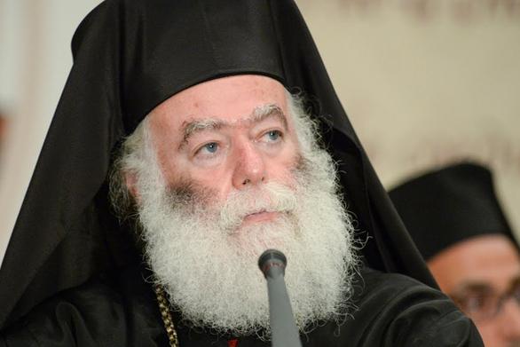"""Πατριάρχης Αλεξανδρείας Θεόδωρος Β': """"Το Πάσχα στέκεται ακλόνητο"""""""