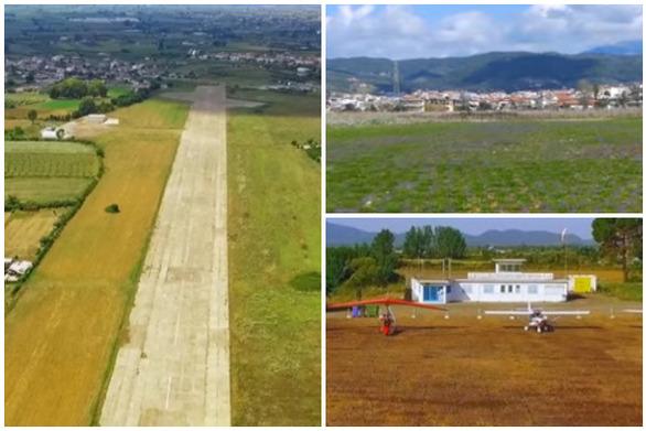 Μια ενδιαφέρουσα εξόρμηση στο ιστορικό αεροδρόμιο του Αγρινίου (video)