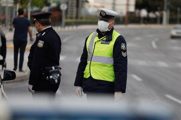 Απαγόρευση κυκλοφορίας: Υπάκουσαν στην πλειοψηφία τους στα μέτρα οι Έλληνες