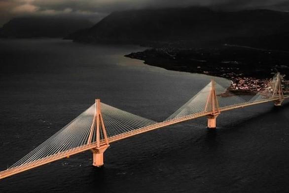 Η «μελαγχολική» γέφυρα Ρίου - Αντιρρίου (pics)