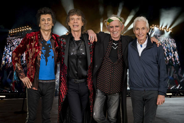 """""""Living in a Ghost Town"""": Νέο τραγούδι από τους Rolling Stones (video)"""