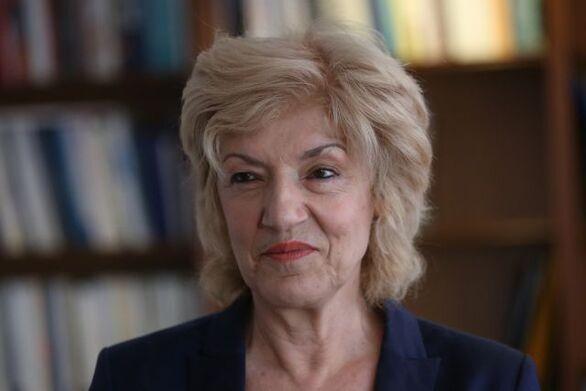 """Σία Αναγνωστοπούλου: """"Είναι η Δημοκρατία, ηλίθιε"""""""