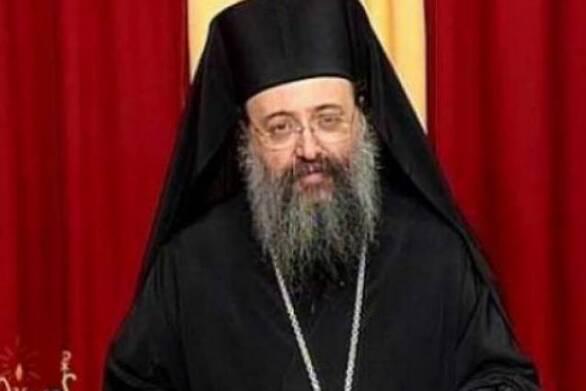 """Μητροπολίτης Πατρών Χρυσόστομος: """"Λειτουργούμε για να κοινωνούμε"""""""