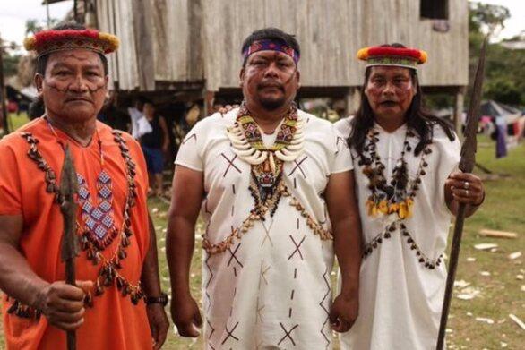 Ισημερινός: Φυλή ιθαγενών του Αμαζονίου κρύφτηκε στη ζούγκλα για να γλιτώσει από τον κορωνοϊό