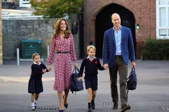 Πρίγκιπας Τζορτζ - Γιατί ζηλεύει τη μικρότερη αδερφή του; (video)