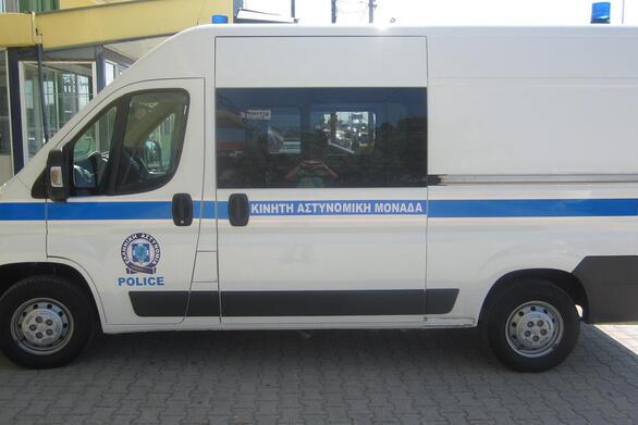 Νέα δρομολόγια για την Κινητή Αστυνομική Μονάδα Ακαρνανίας