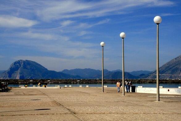 Πάτρα: Αντίστροφη μέτρηση για τον διαγωνισμό για την ανάπλαση του θαλάσσιου μετώπου