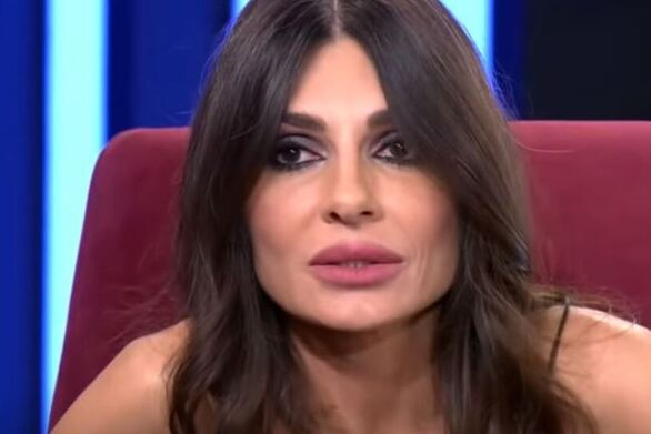 """Άσπα Τσίνα: """"Άκουσα από τον κύριο Φασουλή να λέει ότι είμαι τρελή"""" (video)"""