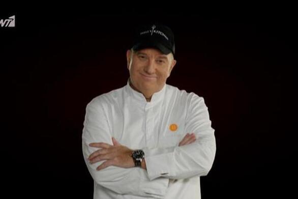 Έκτορας Μποτρίνι - Επιστρέφει στον Alpha με reality μαγειρικής;