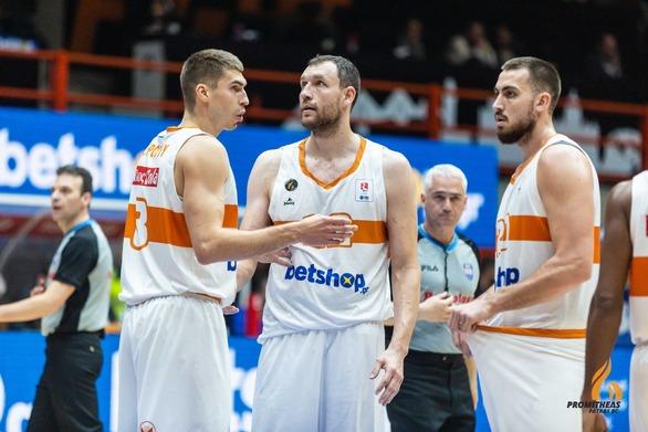 EuroCup: Ο κορωνοϊός δεν επηρεάζει την επόμενη σεζόν τον Προμηθέα