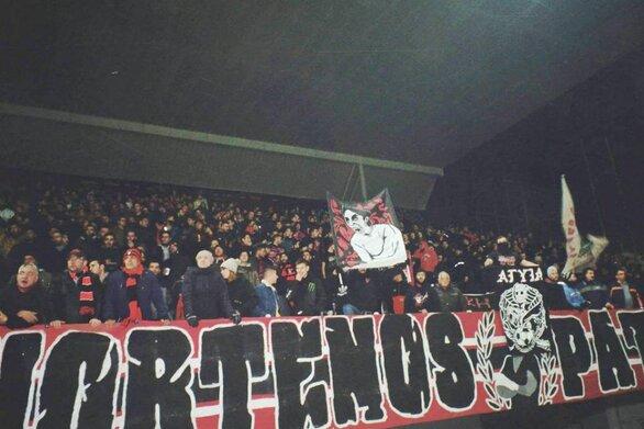 Nortenos Patras: «Η Παναχαϊκή διοικητικά έχει σφυγμό»