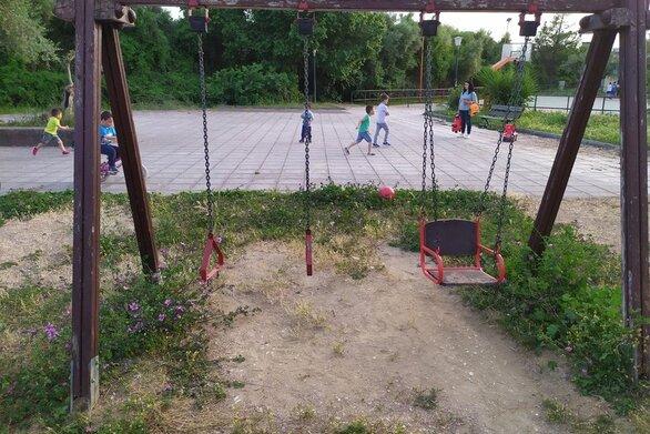 Πάτρα: Η μοναδική παιδική χαρά της Κρύας Ιτεών, πρέπει να γίνει σύγχρονη!