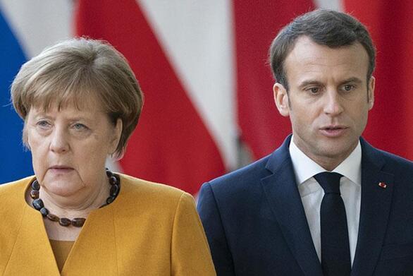 Foreign Policy: Η πρόταση Μέρκελ-Μακρόν ανοίγει το δρόμο για μεγαλύτερη ενσωμάτωση στην Ευρωζώνη
