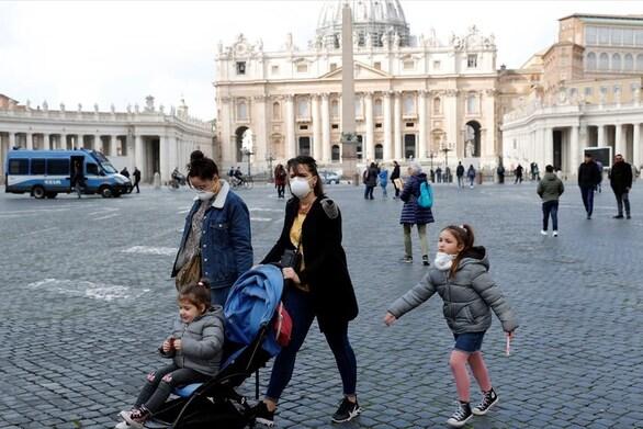 Covid-19: Το Ιταλικό ΙΚΑ αναφέρει πως οι νεκροί μπορεί να είναι περισσότεροι κατά 20.000