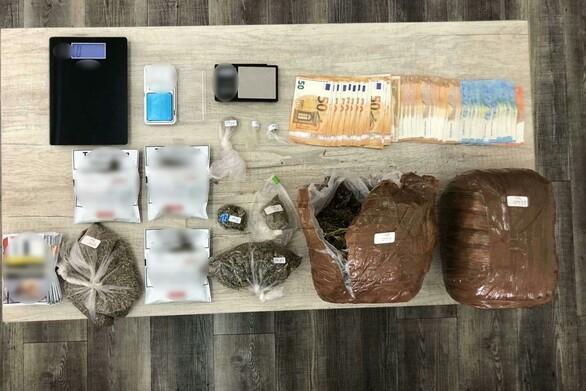 """""""Τσάκωσαν"""" διακινητή ναρκωτικών στην Πάτρα"""