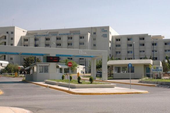 Πάτρα - Στο Νοσοκομείο του Ρίου τραυματίας εργατικού ατυχήματος