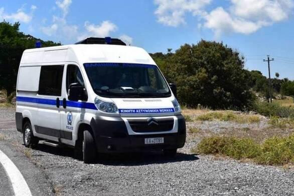 Νέα περιοδεία της Κινητής Αστυνομικής Μονάδας στην Ακαρνανία